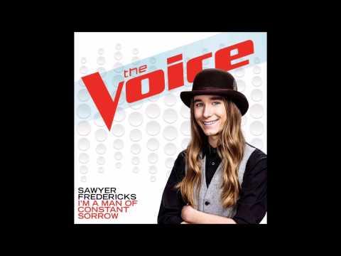 The Voice 2015 Sawyer Fredericks -