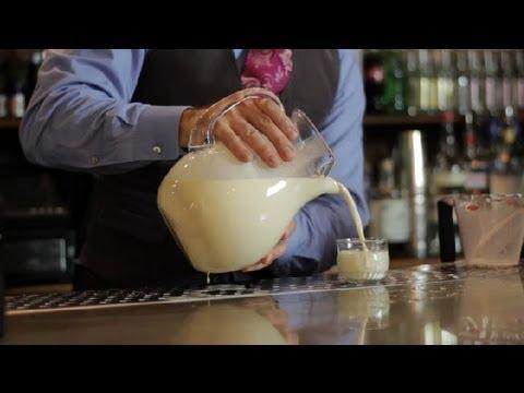 How To Make Alcoholic Eggnog : Margaritas & More