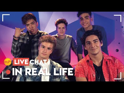 MYX Live Chat with In Real Life
