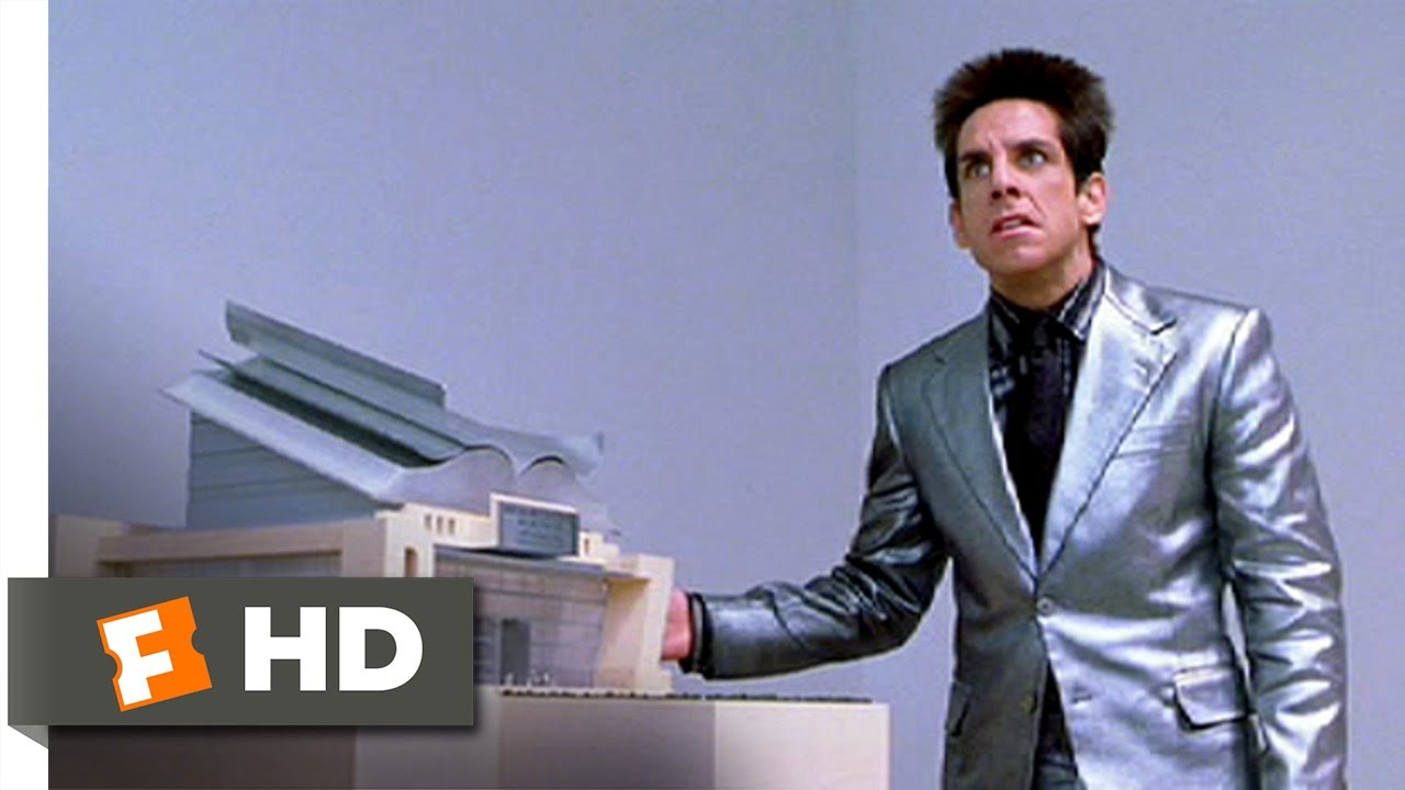 Center For Kids Who Can't Read Good - Zoolander (4/10) Movie CLIP (2001) HD