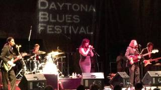 151009 - Janiva Magness Daytona Blues Festival #15