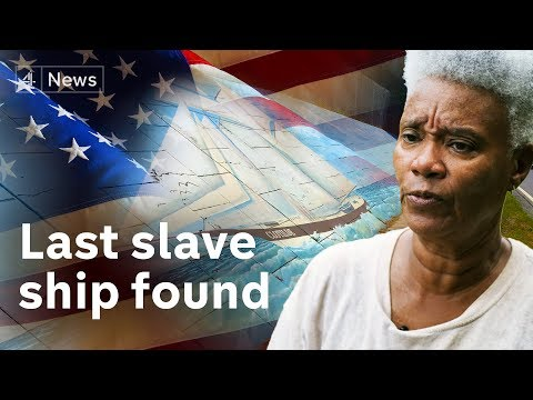 Wreck Of Last Known Slave Ship - Found In Alabama