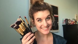 bs mall brush set from amazon review