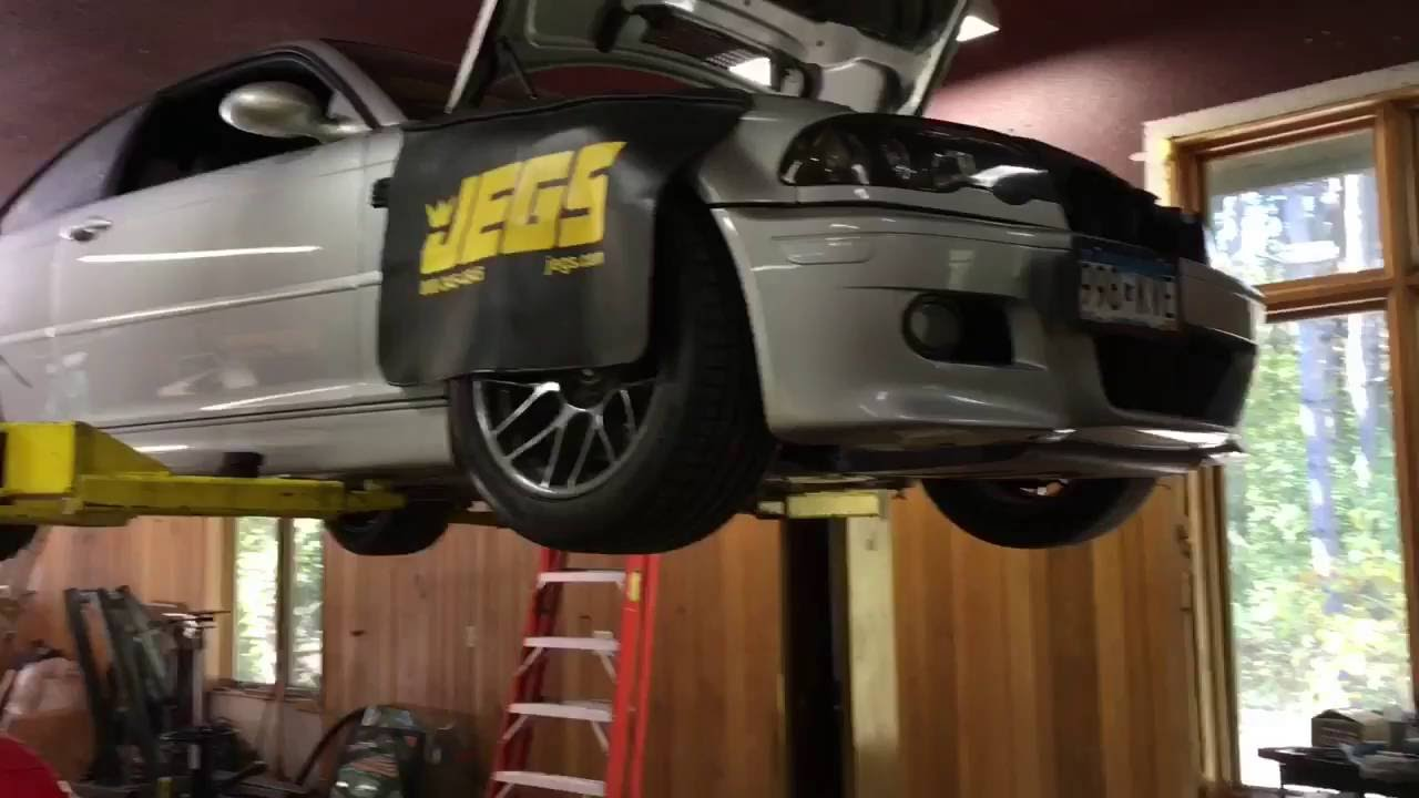 2005 BMW e46 M3 SMG to ZF 5-speed Manual conversion part 1 ...