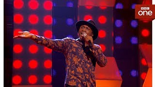 Gold Kay performs for the 100 - All Together Now: BBC One