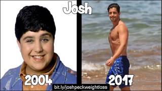 Josh Peck Weight Loss System