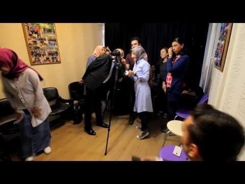 Ankara Sinema Akademisi - Fotoğrafçılık Kursu 5 nisan Çekim Teknikleri Dersi