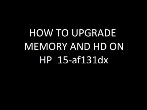 Itsvet Hewlett Packard 15 Ba009dx X7t78ua Laptop