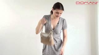 Итальянская сумка Lorenzo Pratto/ Обзоры брендовых итальянских сумочек/ Интернет-магазин Domani