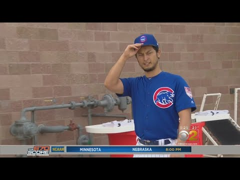 Yu Darvish Puts 2018 In The Rear View Mirror
