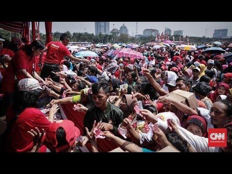 Pesta Rakyat di Monas Bertajuk 'Untukmu Indonesia'
