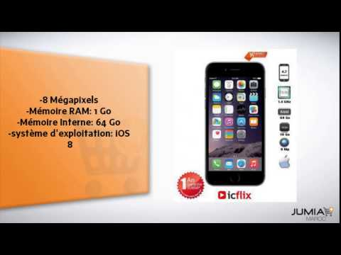 6efde188ee28a6 Apple - iPhone 6 - Jumia Maroc - YouTube