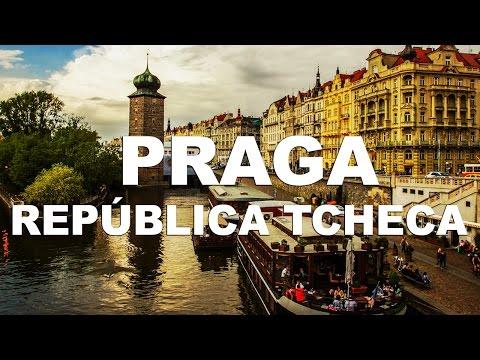 Praga  |  República Tcheca - Ep. 1