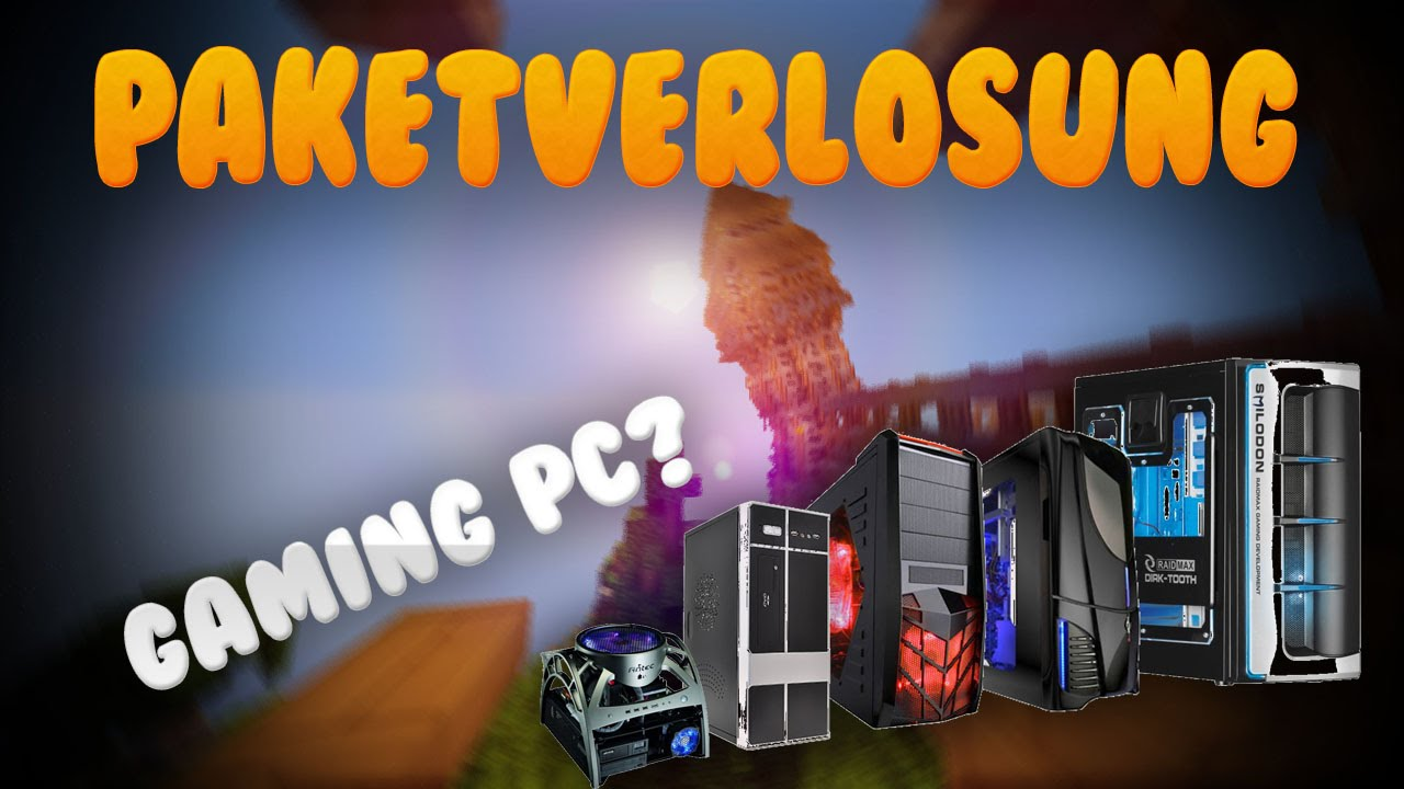 Gaming Pc Verlosung