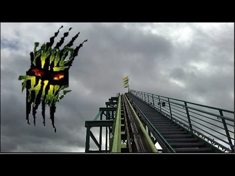 Wild Thing HD Front Seat On Ride POV & Review, Morgan Hyper Coaster Valleyfair