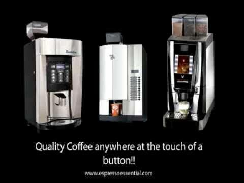 Espresso Essential Coffee machines - www.espressoessential.com