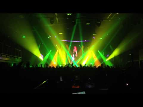 Bassnectar live @ The Venue in Fargo, ND  November 2, 2012