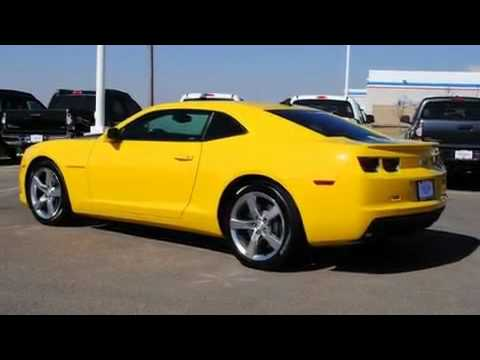Pre Owned 2011 Chevrolet Camaro Amarillo Tx Youtube