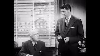 Treasury Men In Action - Gentleman Cheat - Walter Greaza