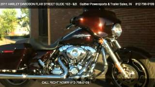 2011 HARLEY DAVIDSON FLHX STREET GLIDE 103 103 ENGINE - for sale in Linton, IN 47441