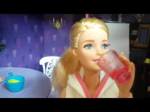 Rotina da manhã da Barbie /Bonecas da Nick