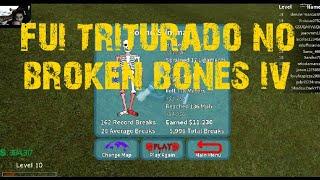 FUI TRITURADO NO ROBLOX #roblox #brokenbonesIV