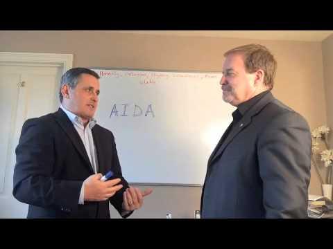 #SalesMadeSimple - AIDA copywriting