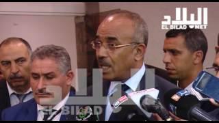 نور الدين بدوي / وزير الداخلية و الجماعات المحلية  -el bilad tv -