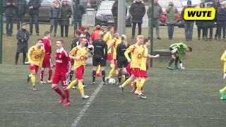 Wisła Kraków - Znicz Pruszków (Centralna Liga Juniorów)