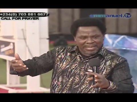 A Visit To Abraham By TB Joshua. Emmanuel TV - YouTube Emmanuel Tv