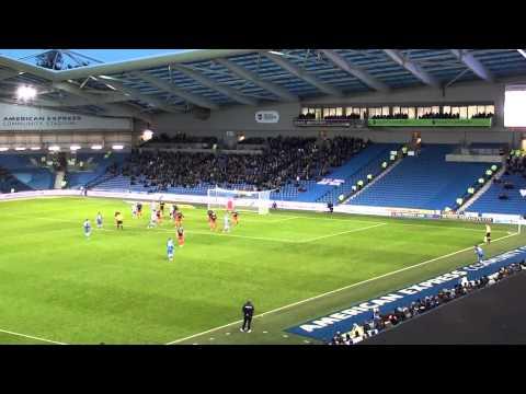 Brighton & Hove Albion v Reading  2 2