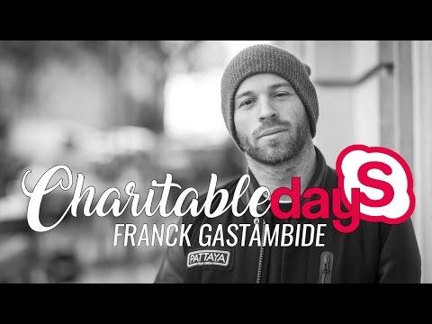 Franck Gastambide - CharitableDay