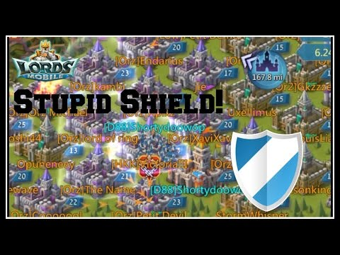 Lords Mobile: Shield, Attack, Shield, Attack