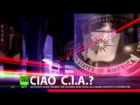 CrossTalk: Ciao CIA?