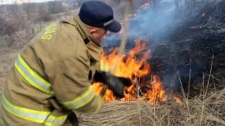 2019.03.05  Peste 70 de intervenții ale pompierilor la lichidarea focarelor de vegetație
