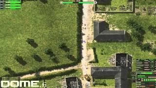 Dome: Close Combat Gateway to Caen PC gameplay [1/2]