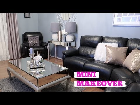 LIVING ROOM MAKEOVER & FAMILY SHENANIGANS