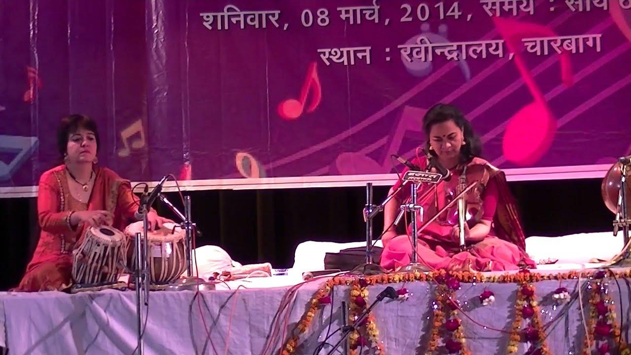 Sangeeta Shankar (Violin) & Anuradha Pal (Tabla)