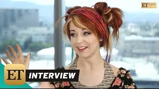Lindsey Stirling Talks New Album, 'Brave Enough'