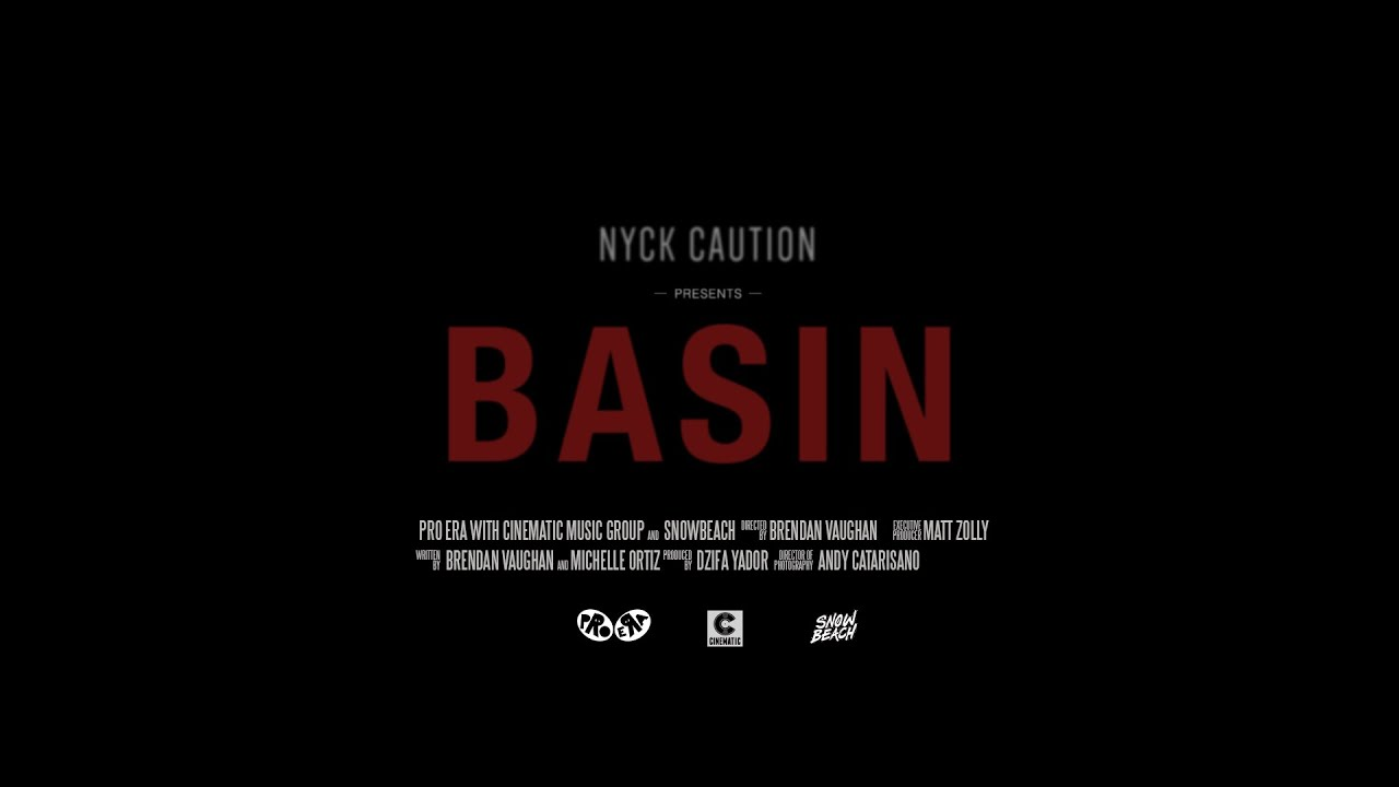 """Download Nyck Caution - """"Basin"""" (Official Music Video)"""