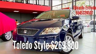 Seat Toledo Style 1.0 turbo de 3 cilindros - Eduardo Seat Ventas