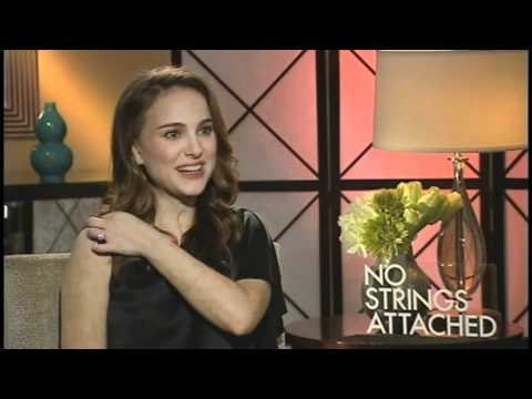 NO STRINGS ATTACHED interview - Natalie Portman - Black Swan