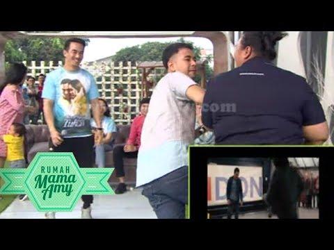 Joe Taslim Ditantang Lawan Pesumo - Rumah Mama Amy (23/5)