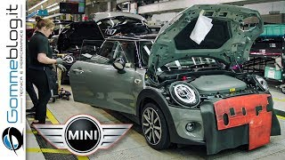 MINI Electric - PRODUCTION (United Kingdom Car Factory)