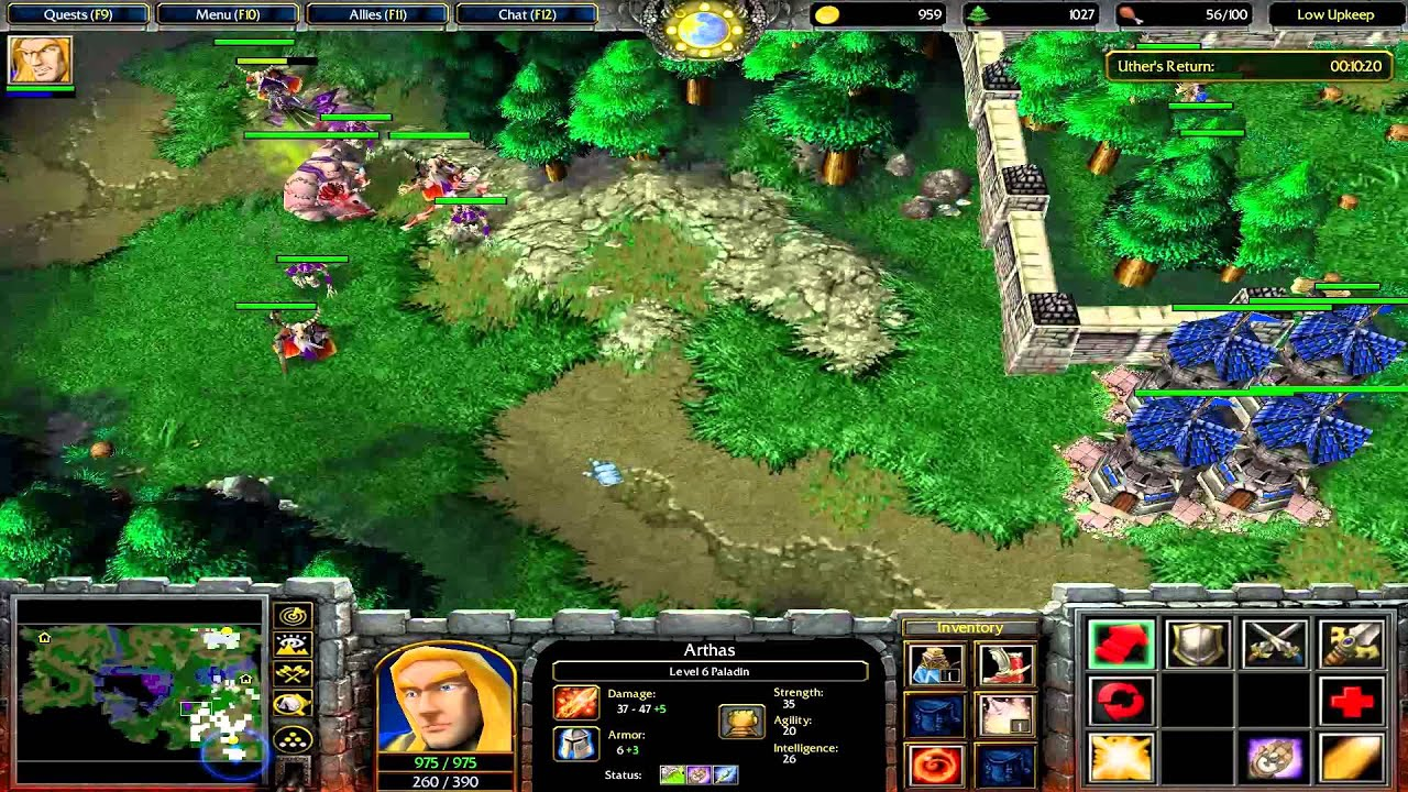 how to download custom campaigns in warcraft 3