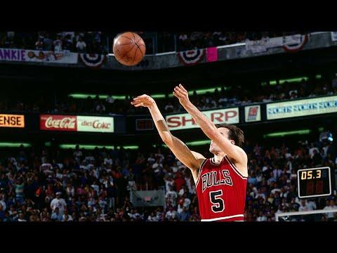 1993 NBA Finals - Game 6 - Chicago Bulls vs Phoenix Suns