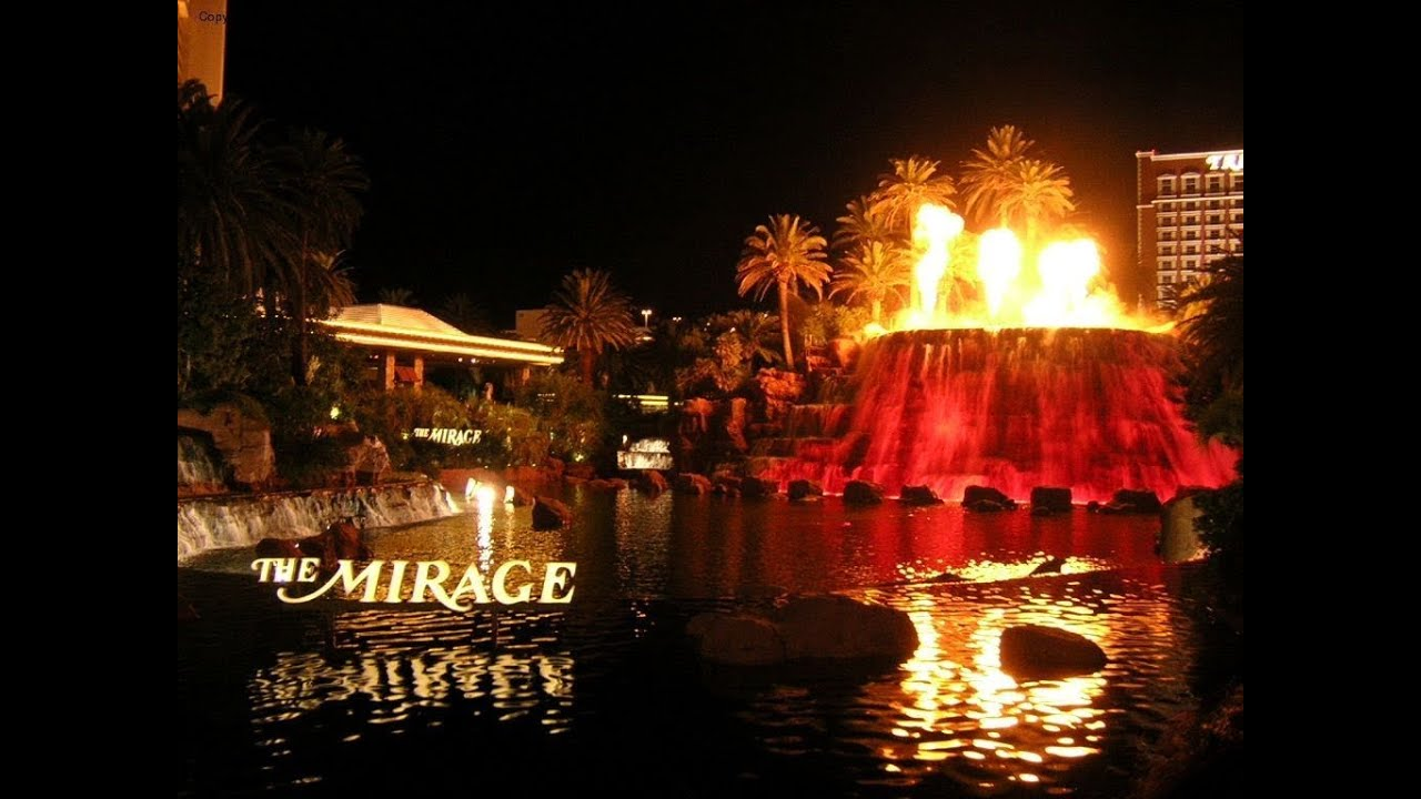 the mirage volcano show las vegas youtube. Black Bedroom Furniture Sets. Home Design Ideas