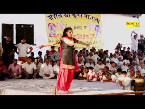 बस डांस पै डांस || स्टेज पै कर दिया कमाल | Sapna Dance | New Hot Live Song New 2017