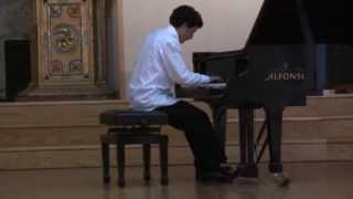F. CHOPIN * Fantaisie-Impromptu in C-sharp minor, op. posth. 66 - Riccardo Vecellio Segate, piano