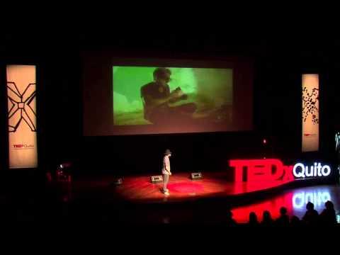 Atrevimiento a la no-idea -- Dare to create the un-idea | Daniel Adum Gilbert | TEDxQuito